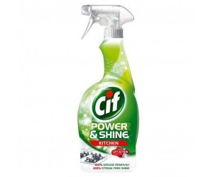 Cif 500 ml sprej Power a Shine Kitchen