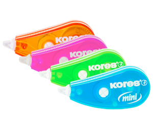 Kores korektor Mini Roller, 3m x 4,2mm