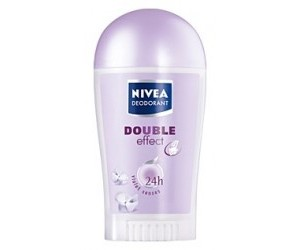 Nivea deo tuhý 40ml Double Effect