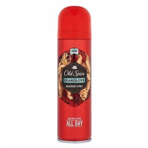 Old Spice Deo 150ml Bearglove