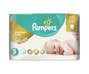 Pampers Premium Care 5 Junior, 11-18kg 44ks