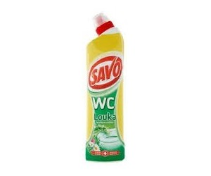 Savo WC čistič louka 750ml